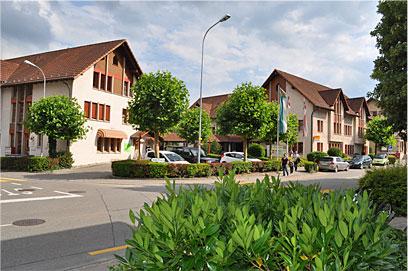 BATAG TREUHAND AG, Büro